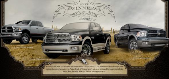 Truck Of Texas