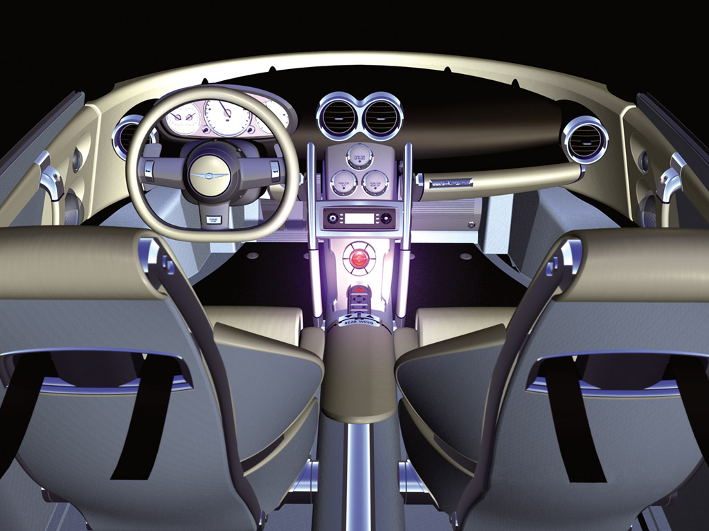 Chrysler Me Four-Twelve Concept « Helfman Cars