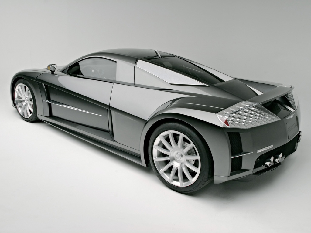 chrysler me four twelve concept helfman cars. Black Bedroom Furniture Sets. Home Design Ideas