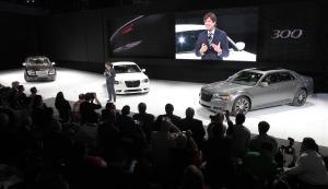 Chrysler 300, Chrysler 300 SRT8, New York Auto Show World Debut