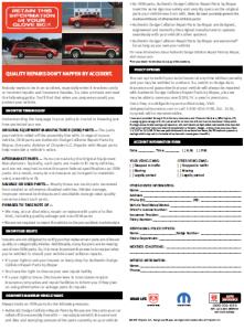 Insurance Collision Guide