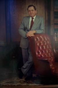 Mr Helfman At Chair