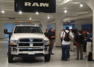 New 2012 Ram Chassis Cab