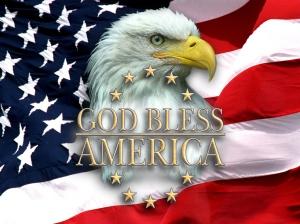 God Bless America Desktop Wallpaper