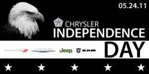 independence_day for Chrysler