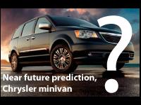 minivan prediction