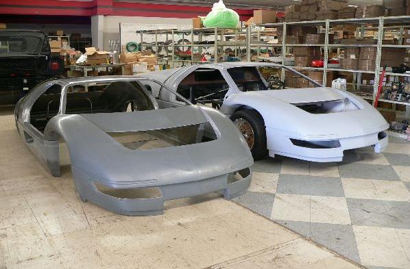 """The Wraith Car: The Man Who Rebuilt """"The Wraith"""""""