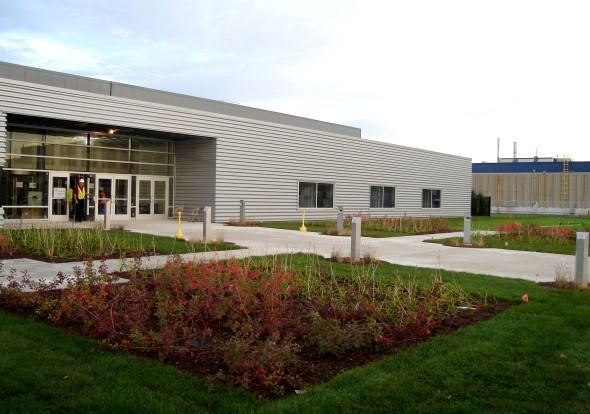 Chrysler Trenton Facility