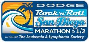Dodge Rock-N-Roll Marathon Logo