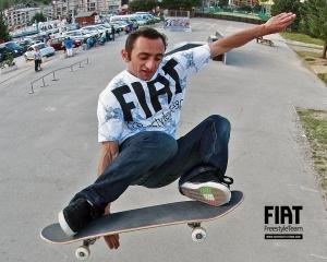 1280x1024 FIAT skate wallpaper