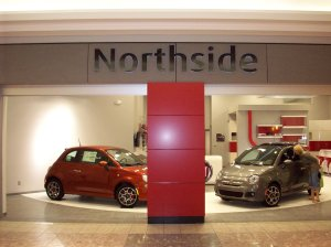 Northside FIAT Entrance