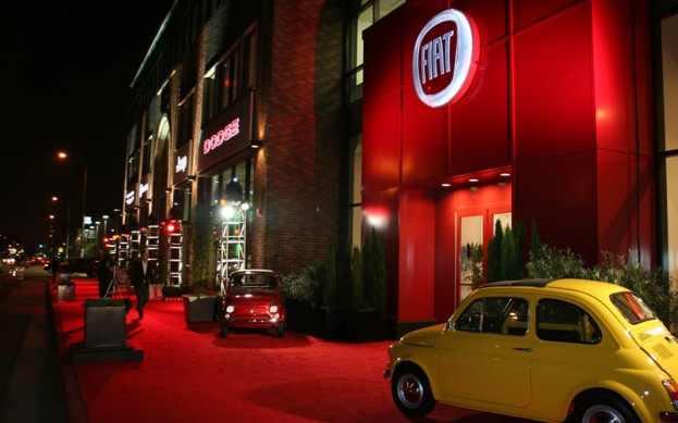 Motor Village La >> Have You Seen The Chrysler La Flagship Store Video