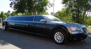 2011 chrysler 300 limousine