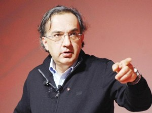 Sergio Marchionne Speaking