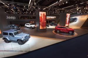 Jeeps At Frankfurt Motor Show