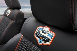 Jeep Wrangler Arctic (outside North America) Logo