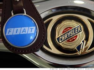 Photo from CNN Money (Chrysler/FIAT)