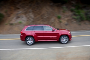 2012 Jeep Grand Cherokee AMP EV