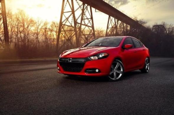 2013 Dodge Dart Unveiled