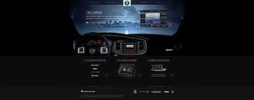 Chrysler Group LLC has launched a new website designed to provid