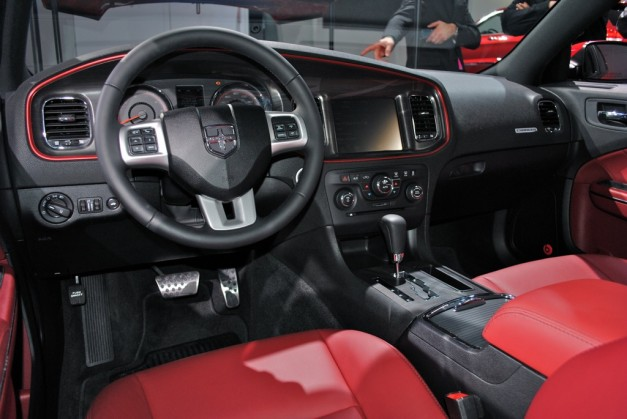 Dodge charger redline 2012 naias helfman cars - Dodge magnum interior accessories ...