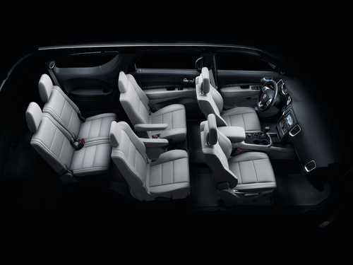 Vehicles With 3rd Row Seating >> Durango | Helfman Cars